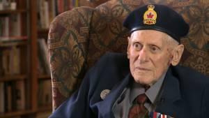 D-Day veteran's harrowing tale of advancing deep behind Nazi lines