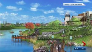 Mayor details major development coming to Chestermere