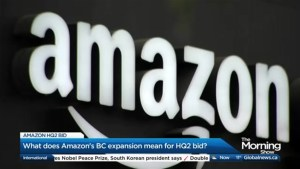 What does Amazon's new Vancouver building mean for Toronto's HQ bid?