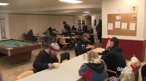 N.B. blizzard keeps shelters busy