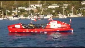 Port Hope man completes rowing journey across Atlantic Ocean
