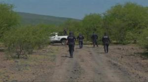 Mexican police continue to search for evidence from deadly shoot-out