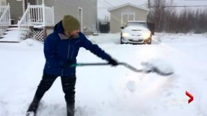 Messy conditions persist in New Brunswick