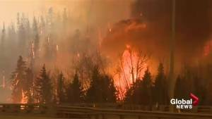 Fort McMurray Wildfire, extreme warmth among Canada's top weather stories (01:51)