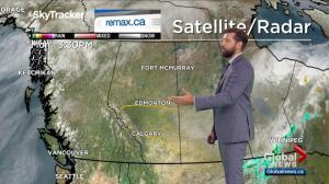 Edmonton weather forecast: Aug. 13