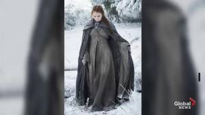 Sophie Turner reveals what's behind her 'Game of Thrones' tattoo