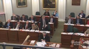 N.S. Liberals adjourn the house