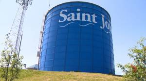 Parts of Saint John, N.B., hit with water issues