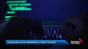 Tackling terrorism threat online (02:13)