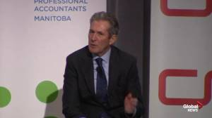 Manitoba number one in private sector capital investment