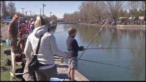 Under the Lock Fishing Derby kicks off Saturday in Peterborough (02:06)
