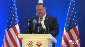 Pompeo urges Gulf states to heal rift