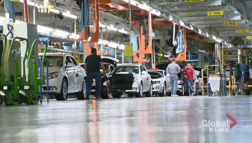 Union rep hopeful ahead of GM's shutdown of Oshawa plant