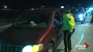 Roadside swab new tool for police detecting impaired drivers