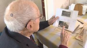 A 94-year-old Winnipeg veteran shares his story ahead of Remembrance Day