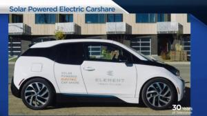 Shift Development experimenting with electric carshare