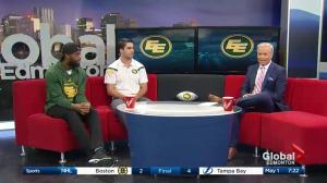 Edmonton Eskimos prepare for 2018 season