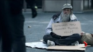 PSA reveals sobering reality about how we view homelessness
