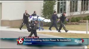 Kentucky school shooting victim flown to Vanderbilt University Medical Center