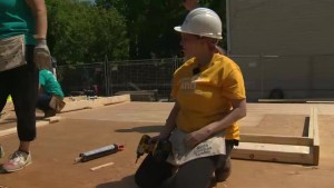 Habitat for Humanity Women Build makes a better life for Winnipeg family
