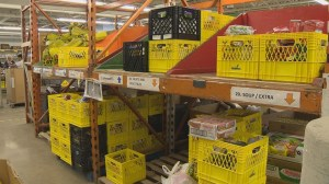 Winnipeg Harvest calling on Manitobans to help feed those in need