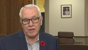 Winkler, Manitoba mayor calls province's pot plan unfair