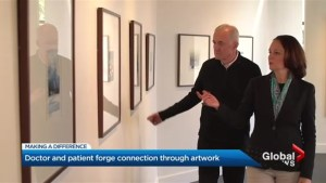 Renowned Toronto surgeon debuts his premiere solo exhibit curated by his patient