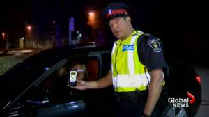 Global News rides along with York Regional Police