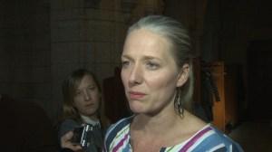 Catherine McKenna rebuffs new Saskatchewan Premier Scott Moe's carbon tax resistance