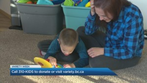 Variety Week: Variety supports Penticton family