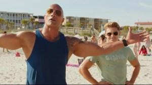 Dwayne Johnson, Zac Efron bring laughs, action to 'Baywatch' reboot