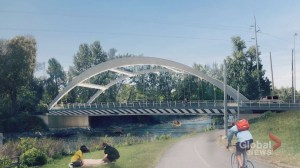 First look at new 9 Avenue SE bridge connecting Inglewood to downtown Calgary