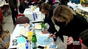 Media help Calgary Food Bank fill empty bowls