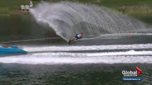 2019 IWWF World Under 21 Waterski Championships in Alberta this weekend