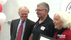 Okanagan Red Cross volunteer receives top honour
