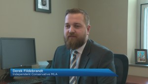 Ousted UCP MLA Derek Fildebrandt vowing to 'fight'