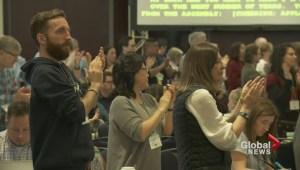 BC Teachers' Federation wage concerns