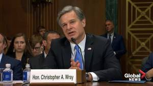 China surpasses Russia as 'severe counterintelligence threat': Wray