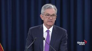 Federal Reserve chair predicts slower but 'solid' growth in 2019