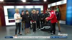 Darcy Tucker surprises young GTA Hockey Team on the Morning Show