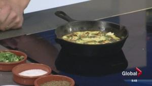 Saturday Chefs: Mushroom Frittata