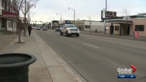 Stony Plain Road to remain 2-way street once LRT is built