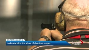 Understanding the allure of shooting ranges