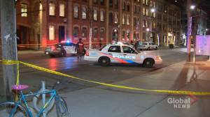 Ex-gang leader attempts to tackle gun violence as Toronto passes homicide record