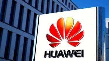 Huawei unveils folding 5G phone amid U S  cybersecurity