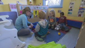 Government announces $1.4B investment in early childhood education