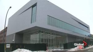 UBC Okanagan opens doors to new high-tech building (01:23)