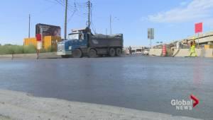 Saint-Henri residents angry over Turcot Interchange pollution