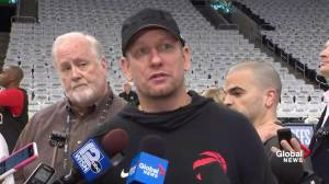 Nick Nurse says he envisions a Kawhi vs. Giannis matchup