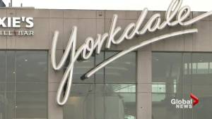 Major development in Yorkdale Mall parking lot raises traffic concerns